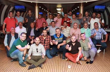 Knauf Egypt Shows Appreciation for Local Dealers