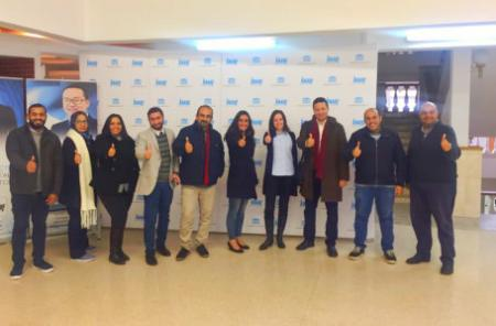 Knauf Egypt Hosts Consultants on Trip to Russia