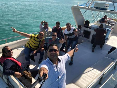 Knauf Egypt Visits Dubai with Sub-Contractors