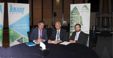 Knauf Egypt Becomes Founding Member of Egypt Green Building Council