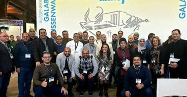 Knauf Egypt Shows Up in Force for Knauf Werktage in Mains