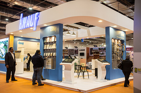 Knauf Egypt Participates in BATIMAT Egypt 2018