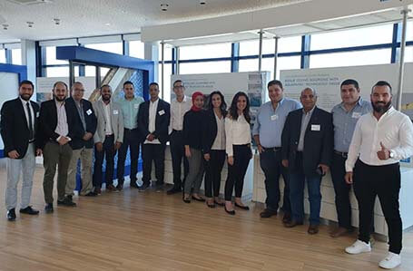 Knauf Egypt Contractors Trip to Dortmund and Amsterdam