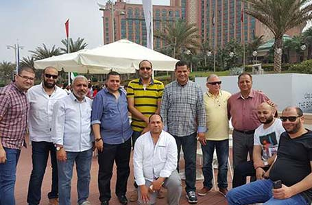 Dubai Dealers Trip Hosted by Knauf Egypt
