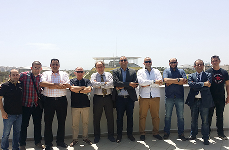 Knauf Egypt Hosts Leading Dealers on Visit to Greece