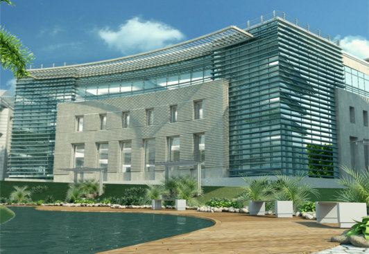 Business Park CFC | (New Cairo)
