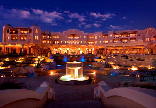 Kempinski Hotel | (Soma Bay - Red Sea)