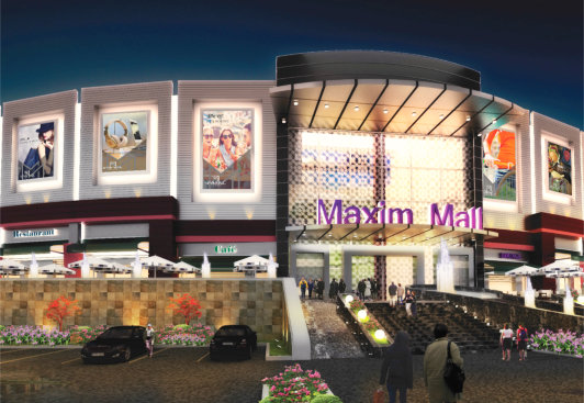 Maxim Mall | (New Cairo)