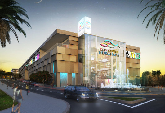 City Center Mall | (Hurghada - Red Sea)
